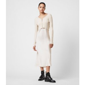 AllSaintsOndra 2-In-1 Dress