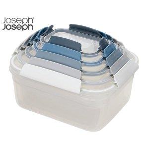 Joseph Joseph收纳盒5件套 - Sky