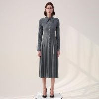 Simple Retro 类似款连衣裙