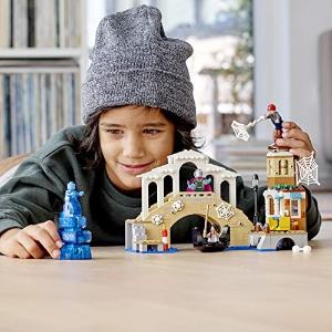Lego 蜘蛛侠英雄远征场景好价热卖