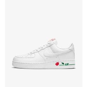 NikeAir Force 1 红玫瑰