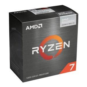 $299.99 送游戏史低价:AMD Ryzen 7 5700G 8C16T 3.8GHz AM4 处理器