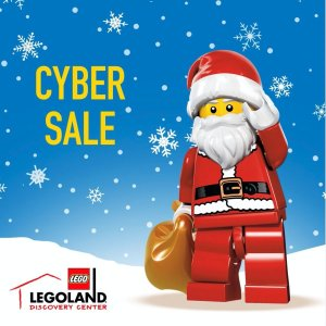 Buy One Get One FreeToday Only: LEGOLAND Cyber Monday Sale in Philadelphia