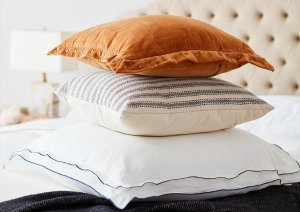 Allswell Velvet 抱枕,18