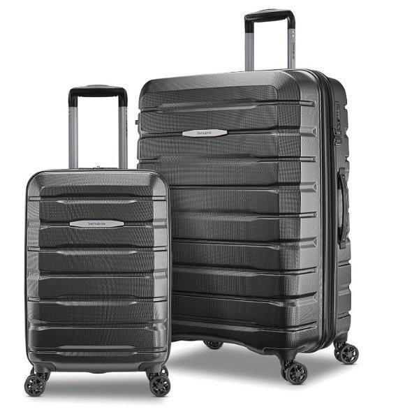 Tech 2.0 万向轮硬壳行李箱2件套 20寸+27寸
