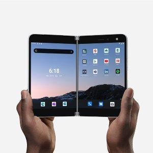 $1399.99起, 以旧换新最多省$700新品预告:Surface Duo 接受预定 双倍屏幕, 双倍生产力