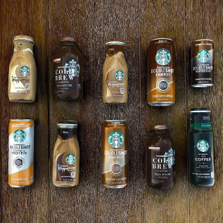 $15.19Frappuccino Coffee 9.5 Ounce Glass Bottles 15 Count
