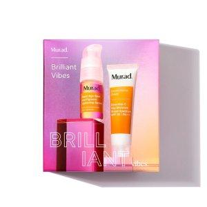 Murad$39 valueBrilliant Vibes