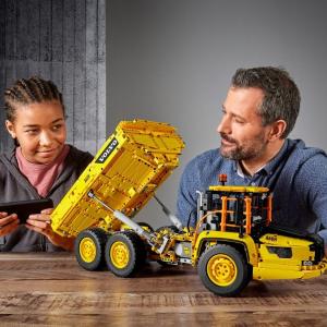 $159.99起预告:Lego 官网 机械组 翻斗车、军用飞机等三款新品9月1日上市