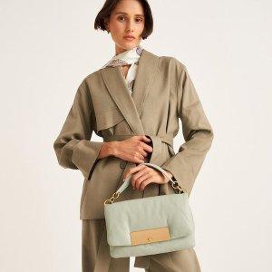 低至4折+额外8折Oroton官网 精选美包、服饰、配饰限时折上折 腋下包仅$95