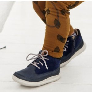 As Low as $13.99Clarks Extra 30% Off Kids Shoes