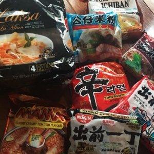 火鸡面£1.9/包 疫情期家中必囤补货:Amazon 精选亚洲方便面推荐 收韩国泡面、日清拉面