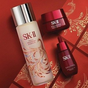 Up to 20% off + Free Giftwith SKII purchase @ bluemercury