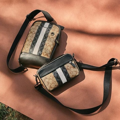 Bags Starting From $98Coach Outlet Men's Styles