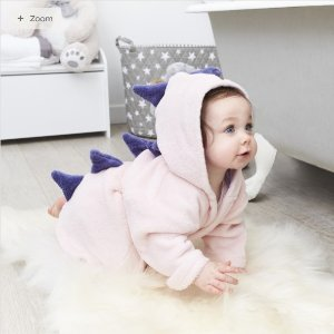 20% Off for $100+Personalized Baby Robe Sale @ My 1st Years