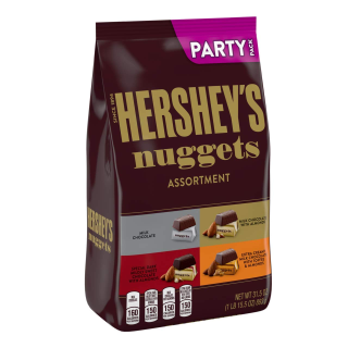 $9.48HERSHEY'S Nuggets Chocolate Candy Assortment Party Bag