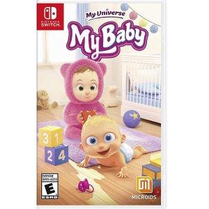 《My Baby》Nintendo Switch 实体版 带娃模拟器