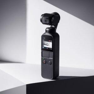 低至7.8折起 在家摇身变博主DJI 大疆 Vlog神器好价热卖 ins博主最爱的网红摄录机