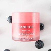 Laneige 草莓果冻睡眠唇膜 20g