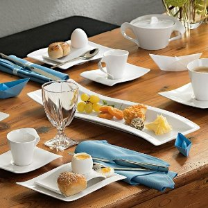 Villeroy & BochNew Wave 5 Piece Appetizer Serving Set