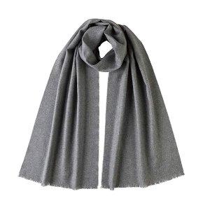 限时¥369(原价¥699)苏格兰Johnstons of Elgin 极细美利奴羊毛纯色围巾