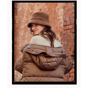 H&MPadded Hooded Jacket