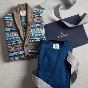 50% OffMen's Sport Coats & Merino Sweaters @ Brooks Brothers