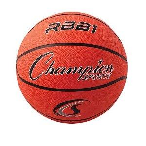 $5.60(原價$9.99)Champion Sports 官方尺寸室外籃球促銷