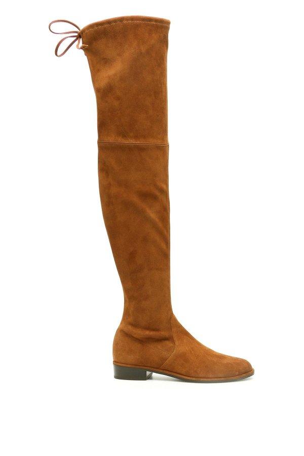 Lowland靴子