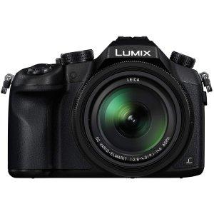 $499Panasonic Lumix FZ1000 4K Camera w/ 16X Leica F2.8-4.0 Lens