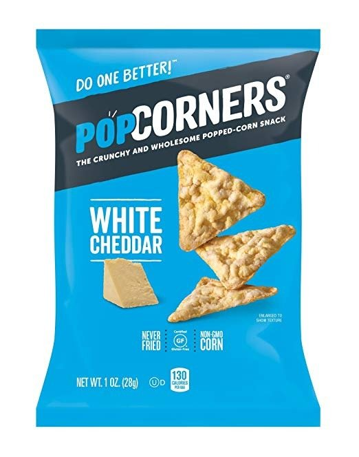 玉米片 白芝士口味 40包装