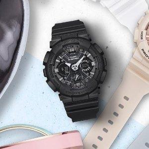 $40起+包邮Casio G-Shock 运动男表热卖 实用酷范儿