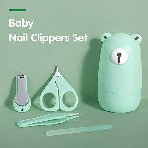 婴儿指甲刀套装