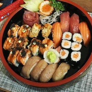 £10起 2款套餐可选Otoro Sushi伯明翰市中心的日料店