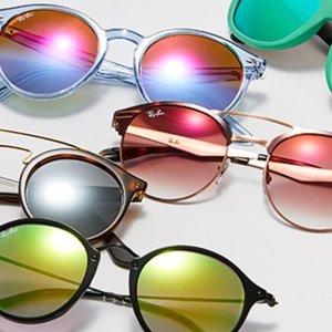 低至3.5折 凹造型必备Ray-Ban太阳镜️超值热卖