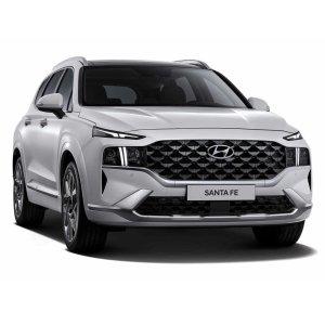 新设计 新平台2021 Hyundai Santa Fe 换代SUV登场
