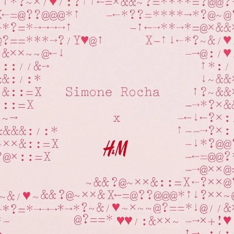 预计3月11日限量发售新品预告:H&M x Simone Rocha 设计师合作系列 即将重磅来袭 预览图流出