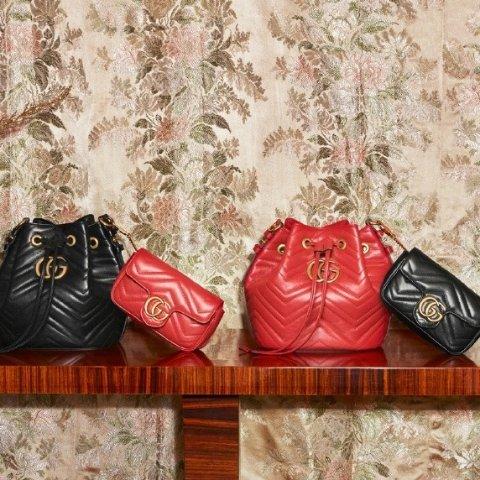 低至5折+额外最高减$50 羊毛围巾$21911.11独家:Gucci 时尚专场 入手双G皮带,Guccy小白鞋,潮Tee卫衣