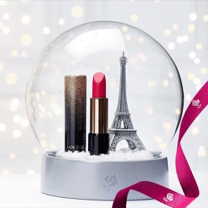 $22 L'ABSOLU ROUGE HOLIDAY EDITION @ Lancôme