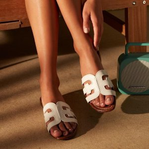 Sam Edelman Women's Bay Slide Sandal @Amazon.com