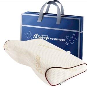 $24.79 (原价$75.12)+ 免运费AiSleep 助眠颈椎记忆枕 健康好睡眠