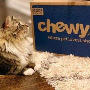 $1.61起 低至2折Chewy 每日精选宠物食品用品玩具等折扣 凑单好物