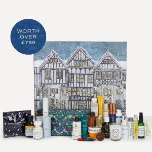 价值£789 变相2.7折美妆圣诞倒计时日历  Calendar 2020