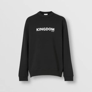 BurberryKingdom Print 卫衣