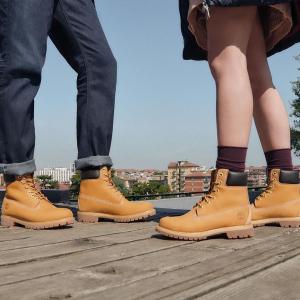 全线7.5折Timberland 大黄靴诚意大促 小宝宝系列上新