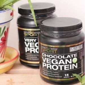 低至$5.95 + 额外7.8折CGN 精选保健品、蛋白粉热卖 美国热销品牌