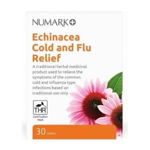 紫锥菊抗感冒和流感免疫增强