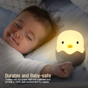 Tecboss Kids Night Light