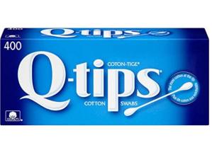 凑单佳品!$2.65(原价$3.97)Q-Tips 多种用途双头棉花棒400根