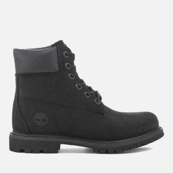 6 Inch Nubuck Premium 女靴